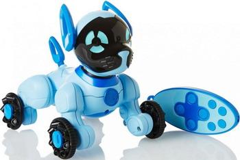 Робот-щенок Wow Wee Чиппи голубой 2804-3818