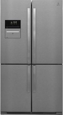 Холодильник со встроенным вакуумматором Jackys JR FI526V нерж. сталь