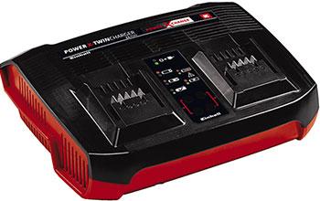 Зарядное устройство Einhell PXC Power X-Twincharger 4512069