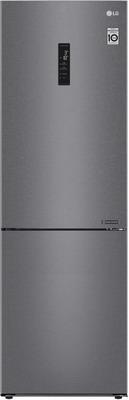 Двухкамерный холодильник LG GA-B 459 CLSL Графитовый двухкамерный холодильник lg ga b 459 sqcl белый