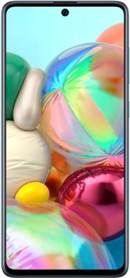 Смартфон Samsung Galaxy A71 SM-A715F голубой