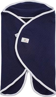 Фото - Одеяло-конверт Dolce Bambino Dolce Blanket для новорожденных синий AV71206 сменная наволочка простыня dolce bambino dolce cocon sheet d01 0200001