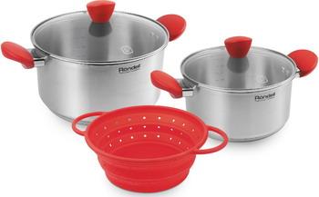 Набор посуды Rondell Breit RDS-1003 набор посуды rondell rds 1003