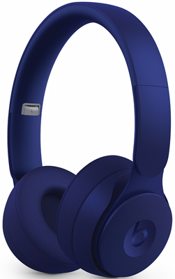 Фото - Беспроводные наушники Beats Solo Pro Wireless Noise Cancelling Headphones - More Matte Collection - Dark Blue MRJA2EE/A john morphy recollections of a visit to great britain and ireland in the summer of 1862 microform