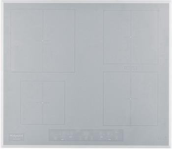 Встраиваемая электрическая варочная панель Hotpoint-Ariston KIA 641 B B (WH) индукционная варочная панель hotpoint ariston ikid 641 b f