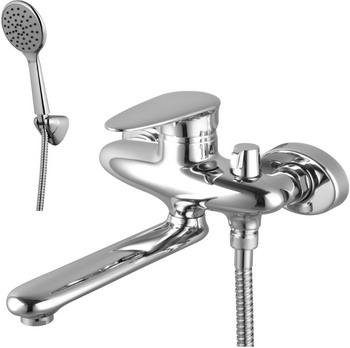 Смеситель для ванной комнаты Lemark Status LM4414C душевой набор гарнитур lemark status lm4414c