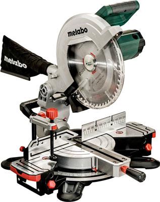 Торцовочная пила Metabo KS 305 M пила торцовочная metabo ks 216 m lasercut с пильным диском 690874000