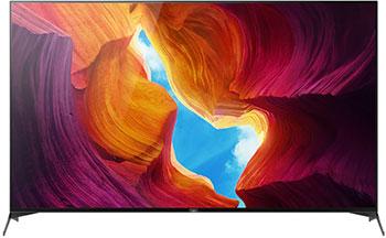 Фото - 4K (UHD) телевизор Sony KD-55XH9505BR 4k uhd телевизор sony kd 55a8br2