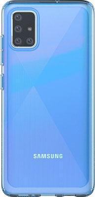 Чехол (клип-кейс) Samsung Galaxy M51 araree M cover синий (GP-FPM515KDALR)