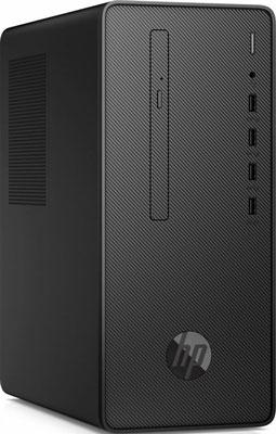 Настольный компьютер HP Desktop Pro A (9UG39EA) черный