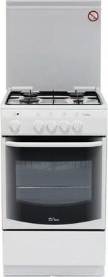 лучшая цена Газовая плита DeLuxe 5040.37 г к
