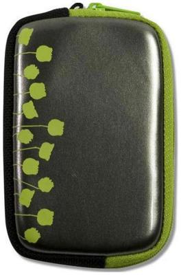Сумка для фотокамеры Acme Made Cool Little Case металлик/зеленые маки