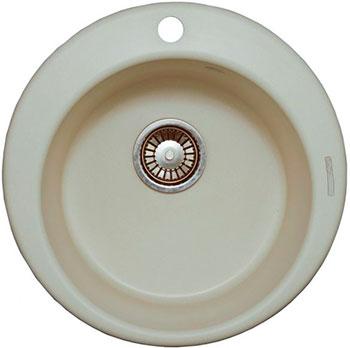 Кухонная мойка LAVA R.1 (VANILLA ваниль)
