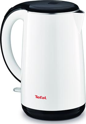 Чайник электрический Tefal KO 260130 Safe to touch GLOOSY WHITE