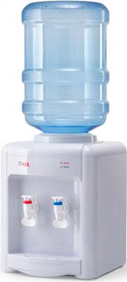 Кулер для воды AEL TK-AEL-340 v2 белый cтаканодержатель для кулера ael на винтах и на пружине белый