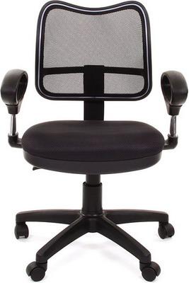 Кресло Chairman 450 TW-11 черный кресло chairman 450 tw 11 tw 01 черный