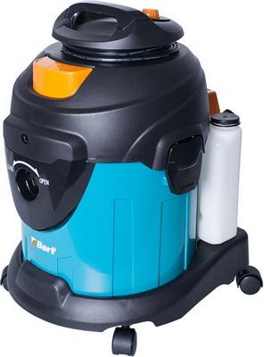 Строительный пылесос Bort BSS-1415-W 91272263 пылесос bort bss 1415 aqua 1400 вт