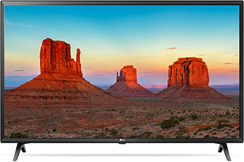 лучшая цена 4K (UHD) телевизор LG 43 UK 6300