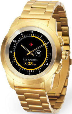 Часы MyKronoz ZeTime Elite Petite (KRZT1PE-BYG-YGMET) желтое золото часы женские elite киев