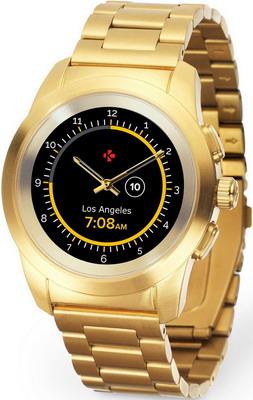 Часы MyKronoz ZeTime Elite Petite (KRZT1PE-BYG-YGMET) желтое золото