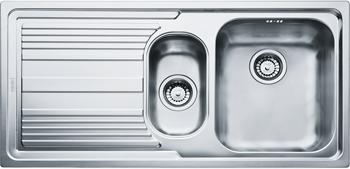 Кухонная мойка FRANKE LLL 651 3.5'' прав короб вент. 101.0086.254 мойка franke agx 260 нержавеющая сталь