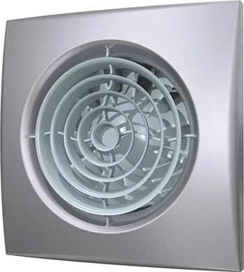 Вытяжной вентилятор DiCiTi AURA 5C gray metal