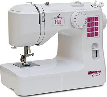 Швейная машина Minerva One F M-1F швейная машина minerva f 832 b