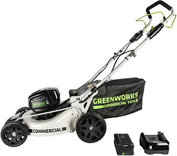 Колесная газонокосилка Greenworks GC 82 LM 46 SPK5 2502507 UB