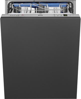Полновстраиваемая посудомоечная машина Smeg STL62336LDE