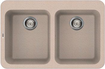 Кухонная мойка Elleci FOX 340 granitek (51) Avena LGF 34051 BTP цены