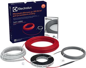 Теплый пол Electrolux ETC 2-17-2000 (комплект теплого пола) теплый пол electrolux etc 2 17 2000 комплект теплого пола