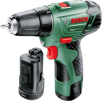 Дрель-шуруповерт Bosch EasyDrill 12-2 2 АКБ 060397290 X