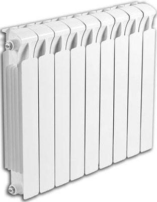 Водяной радиатор отопления RIFAR Monolit 500 х 9 сек биметаллический радиатор rifar monolit 500 5 сек