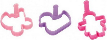Универсальная формочка для девочек Tescoma DELICIA KIDS 630950 цена