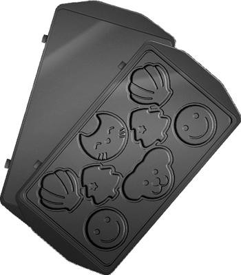 Панель для мультипекаря Redmond RAMB-29 (Звери) (Черный) панель для мультипекаря redmond ramb 26 бургер черный