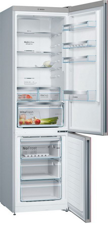 Двухкамерный холодильник Bosch KGN 39 JR 3 AR все цены