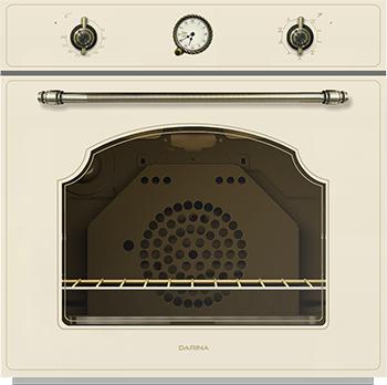 Встраиваемый электрический духовой шкаф Darina 1V8 BDE 111707 Bg духовой шкаф darina 1u8 bde112 707 bg