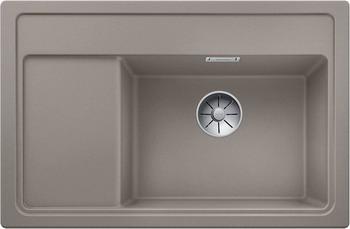 цена на Кухонная мойка Blanco ZENAR XL 6S Compact серый беж чаша справа доска стекло c кл.-авт. InFino 523761
