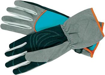 Перчатки для ухода за кустарниками Gardena размер 7 00216-20