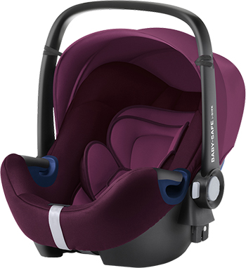 Автокресло Britax Roemer Baby-Safe2 i-size Burgundy Red Trendline 2000030754 детское автокресло baby safe2 i size coral peach trendline