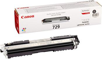 Фото - Картридж Canon 729 BK 4370 B 002 картридж canon 711 y 1657 b 002 жёлтый