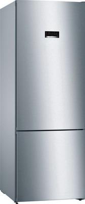 Двухкамерный холодильник Bosch KGN 56 VI 20 R встраиваемый двухкамерный холодильник bosch kin 86 vs 20 r