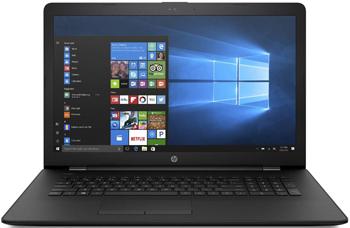 Ноутбук HP 17-by 0002 ur <4JS 65 EA> Pentium N 5000 (Jet Black) цена и фото