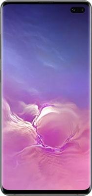 Смартфон Samsung Galaxy S10+ 128GB SM-G975F оникс смартфон samsung galaxy s10 8 128gb sm g975f red