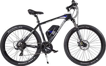 цена на Велогибрид Eltreco 007495-0006 LEISGER MD5 BASIC black/blue
