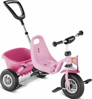 цена на Велосипед Puky CAT 1L 2379 трехколесный Lillifee Принцесса Лиллифи