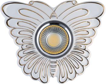 Светильник встроенный DeMarkt Круз 637015401 1*5W LED 220 V