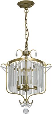 Люстра подвесная MW-light Адель 373014403 3*40 W Е14 220 V