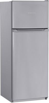 Двухкамерный холодильник NordFrost NRT 141 332 серебристый металлик цены