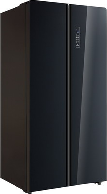 Холодильник Side by Side Zarget ZSS 615 BLG цена и фото